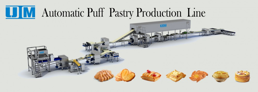 Danish Pastry Production Line