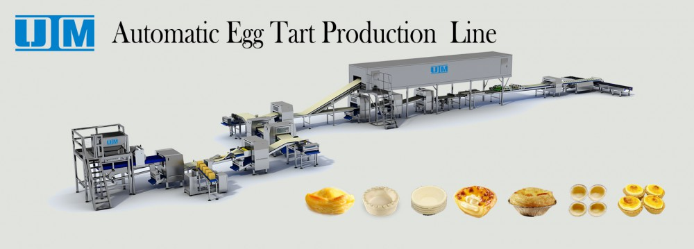 Tart Production Line