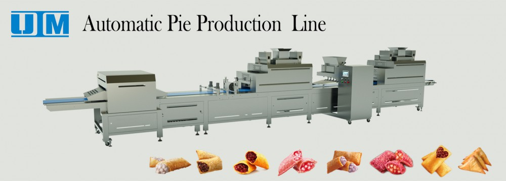 Pie production line